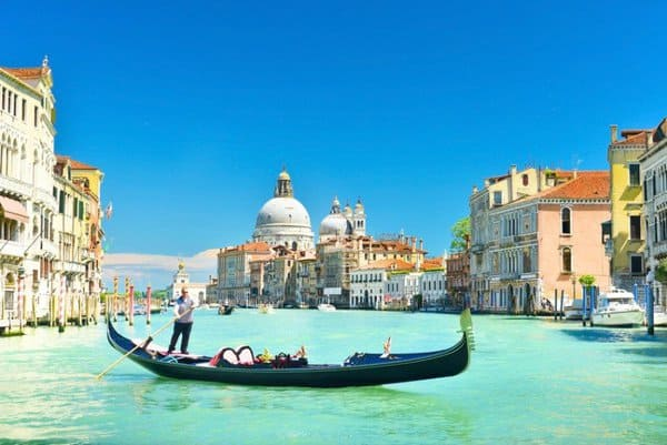 Arrivi internazionali Italia