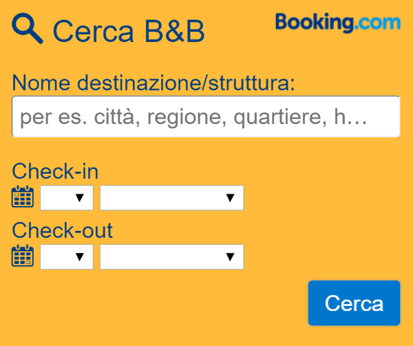Booking.com B&B