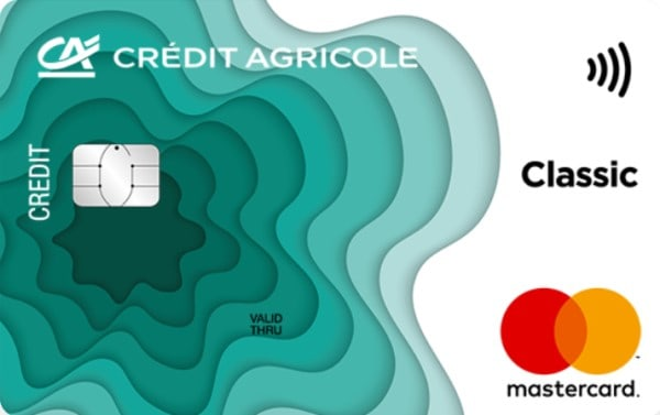 carta di credito Nexi Classic MasterCard